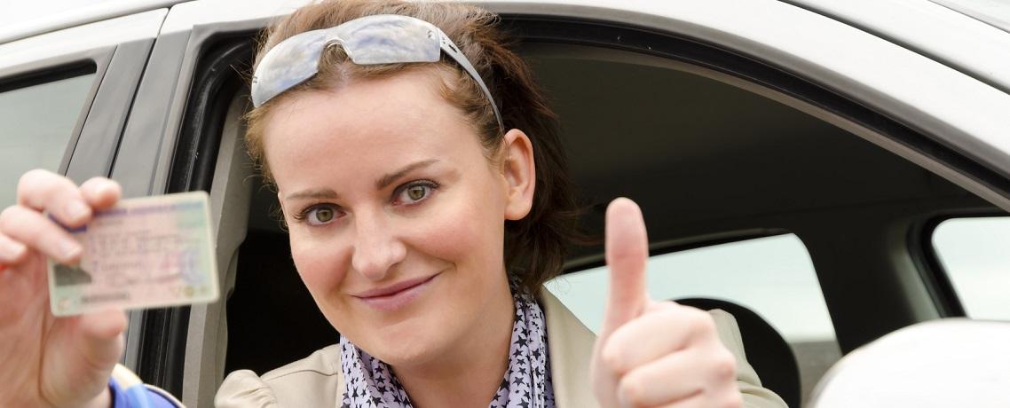Driver's license eye exams