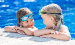 prescription swimming goggles